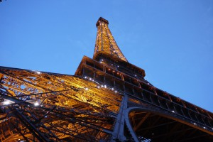 "Paris ""The City of Light"""