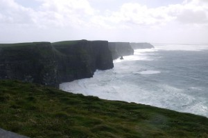 """Blow Me Away""- Galway, Ireland & Cliffs of Moher"