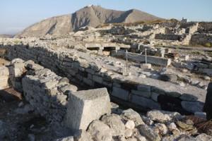 Ancient Thira, Santorini, Greece