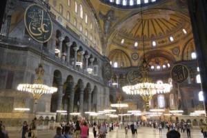 Istanbul, Turkey – Hagia Sophia (Photos)