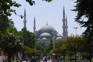 Istanbul, Turkey – Mosque, Cistern (Photos)