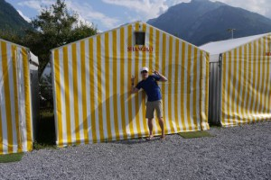 Balmer's Tent Village – Interlaken, Switzerland