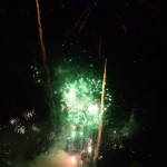 Swiss Day Fireworks