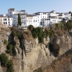 Buildings and Cliffs