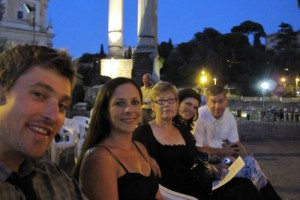 Italy Family Vacation