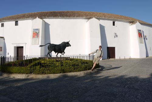 Ronda Oldest Bull Ring