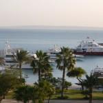 Hurghada Coast Line