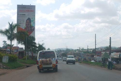 Jinja – Leaving Kampala 2