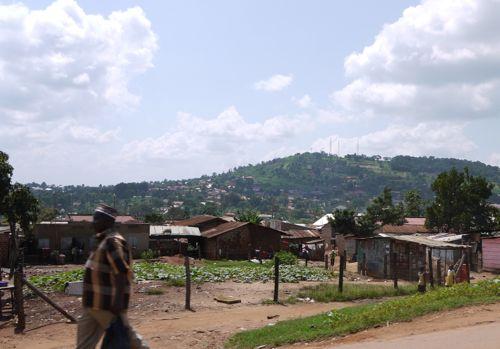 Jinja – Leaving Kampala