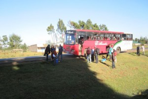 The Bus to Kenya