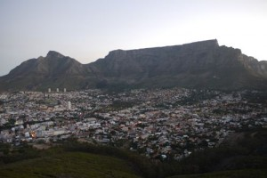 A Glimpse of Cape Town, South Africa