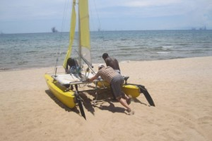 Kande Beach, Malawi (Photos)