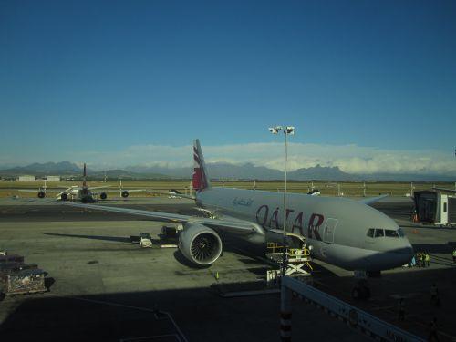 Qatar – Boeing 777
