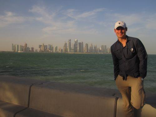 Qatar – Doha Skyline