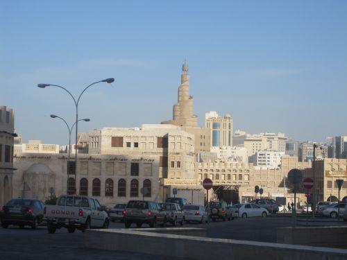 Qatar – Waqif Mosque
