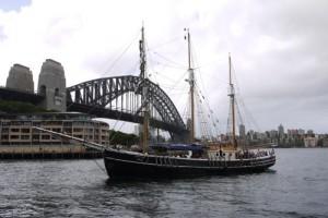 Tall Ship Sydney Harbour Cruise, Sydney, Australia (Photos)