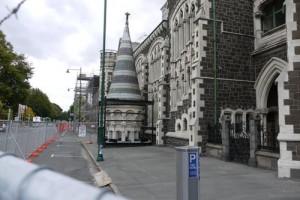 Christchurch- Earthquake Zone, New Zealand (Photos)