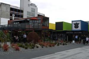 Christchurch, New Zealand – Earthquake Zone
