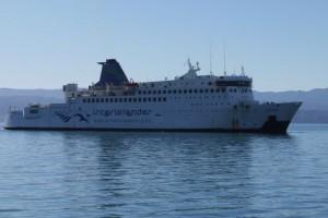 Interisland Ferry, New Zealand