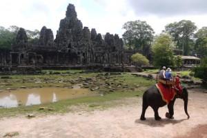 Siem Reap, Cambodia – Angkor Thom & Bayon