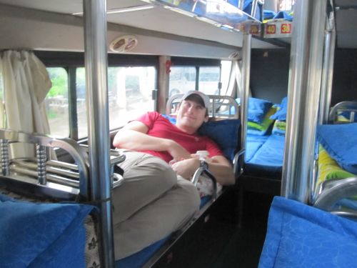 Sleeper Bus To China Here S 2 Now