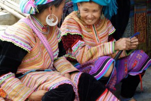Bac Ha Market 2, Vietnam (Photos)