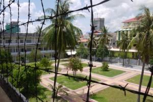 Genocide Museum, Phnom, Penh, Cambodia (Photos)