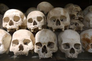 Killing Fields, Phnom Penh, Cambodia (Photos)