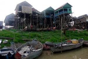 Kompong Pluk 3, Siem Reap, Cambodia (Photos)