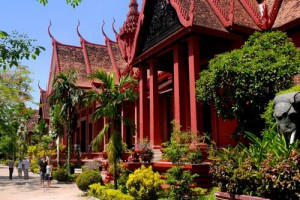 National Museum, Phnom Penh, Cambodia (Photos)