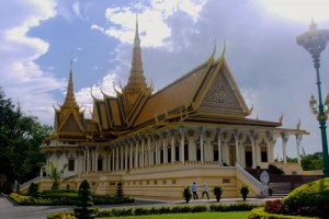 Royal Palace, Phnom Penh, Cambodia (Photos)