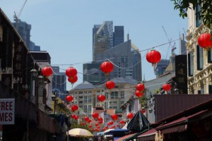 Singapore Chinatown and Around (Photos)