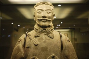 Terracotta Warriors, Xi'An, China (Photos)