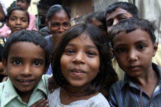 dharavi children