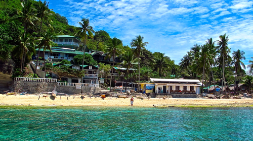 Welcome to Apo Island and Liberty Lodge