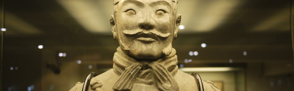 Terracotta Army – Xi'an, China
